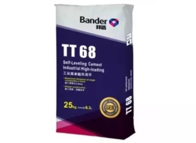 BanderTT68 工业高承载自...